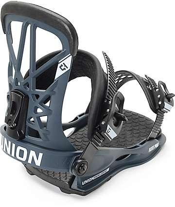 Union Flight Pro fijaciones de snowboard de titanio