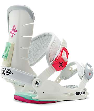 Union Flite CMYK Women's Snowboard Bindings
