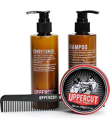 Uppercut Deluxe Mens Essential Kit