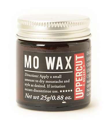 Uppercut Mo Wax Mustache Wax