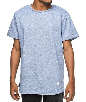 VSOP Caton Medium Blue Knit T-Shirt