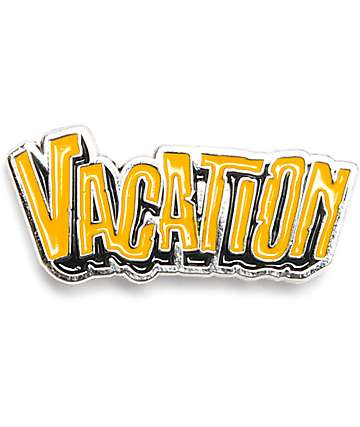 Vacation Pin