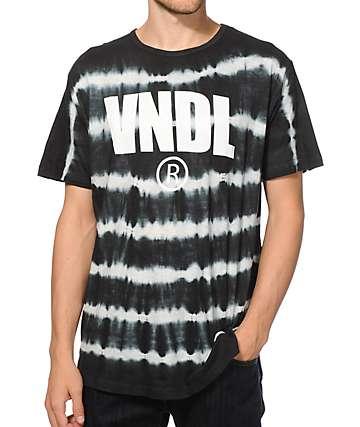 Vandal Snake Eye Registered Tie Dye T-Shirt