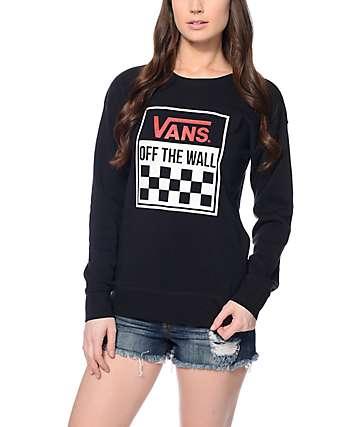 Vans 500 Miles Crew Neck Sweatshirt