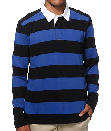 Vans AV78 Rugby Long Sleeve T-Shirt