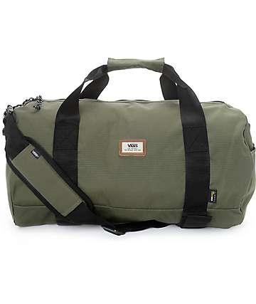 Vans Anacapa II Olive Duffle Bag