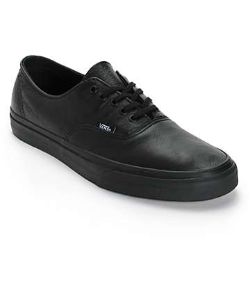 Vans Authentic Decon Leather Skate Shoes (Mens)