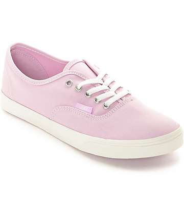 Vans Authentic Lo Pro Winsome Orchid Shoes (Womens)