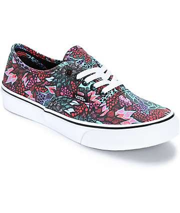 Vans Authentic Slim Saulo Shoes (Womens)