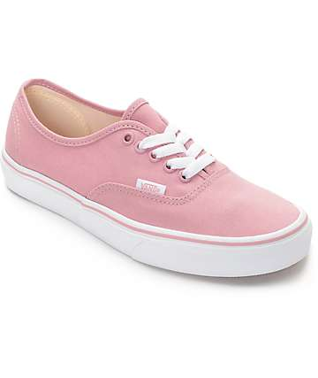 Vans Authentic Zephyr & White Shoes (Womens)