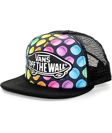 Vans Beach Girl Late Night Trucker Hat