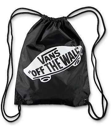 Vans Benched Onyx Cinch Bag