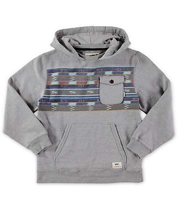 Vans Boys 40th Parallel Pocket Hoodie
