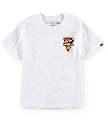 Vans Boys By The Slice T-Shirt