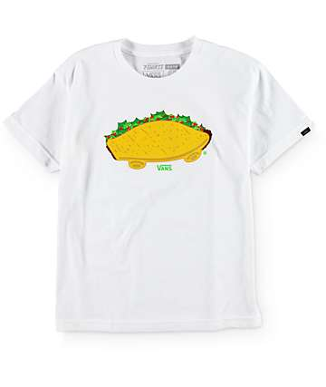 Vans Boys Hard Shell T-Shirt