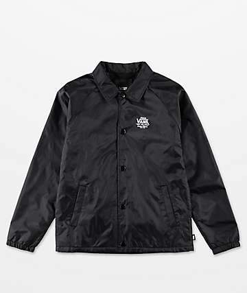 Vans Boys Torrey Coach Jacket