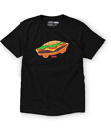 Vans Boys With Cheese T-Shirt