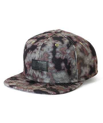 Vans Camphor Trippy Snapback Hat