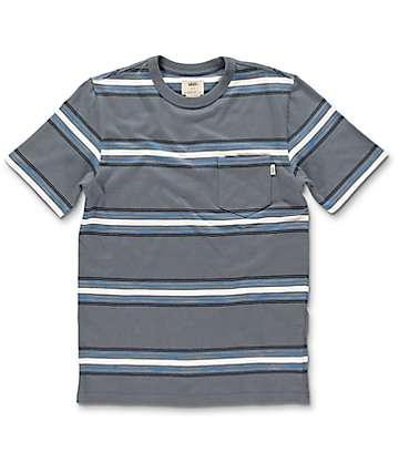 Vans Causeway Dark Slate Boys T-Shirt