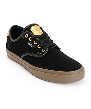 Vans Chima Pro Chrome Skate Shoes (Mens)