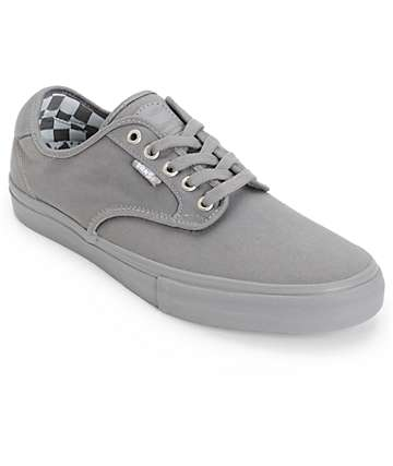Vans Chima Pro Mono Skate Shoes