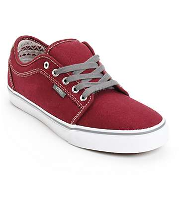 Vans Chukka Low Fair Isle Skate Shoes (Mens)