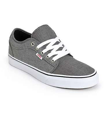 Vans Chukka Low Skate Shoes (Mens)