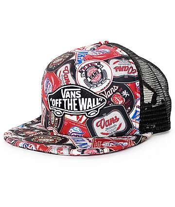 Vans Classic Patch Plus Beer Belly Trucker Hat