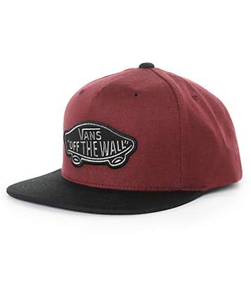 Vans Classic Patch Snapback Hat