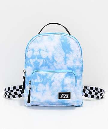 Vans Cloud Blue Bell Mini Backpack