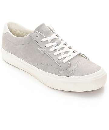 Vans Court DX Cool Grey & White Womens Shoes