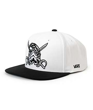 Vans Darth Storm Snapback Hat