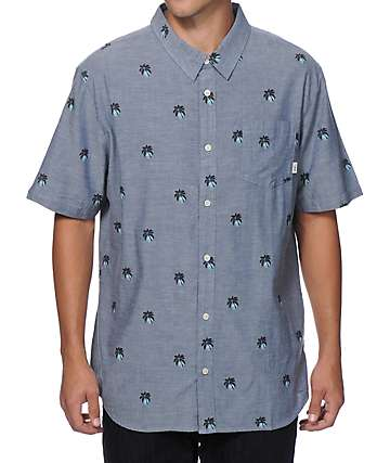 Vans Ditzbray Button Up Shirt