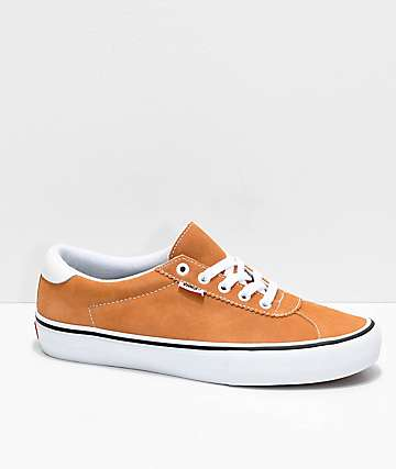 Vans Epoch Pro Golden Ochre Skate Shoes