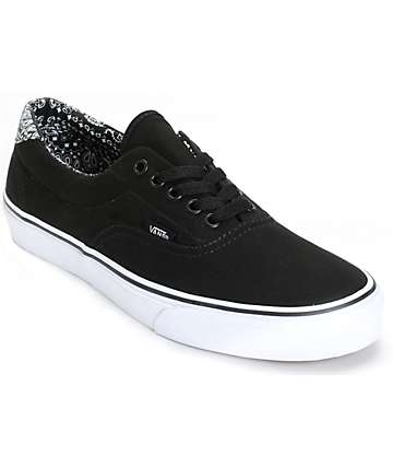 Vans Era 59 Bandana Skate Shoes (Mens)