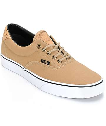 Vans Era 59 Cork Incense Skate Shoes (Mens)