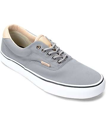 Vans Era 59 Veggie zapatos de skate en marrón y gris