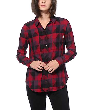 Vans Free Speech Flannel Shirt