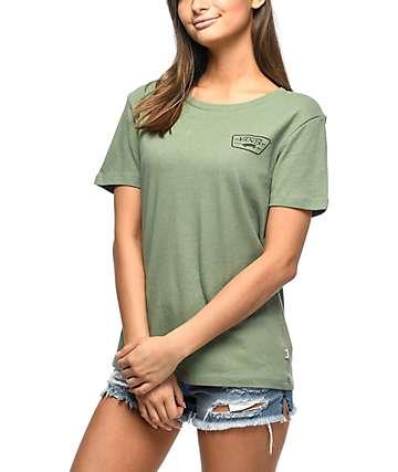 Vans Full Patch Sea Spray camiseta verde