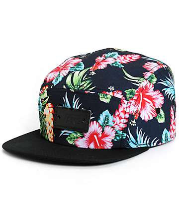 Vans Hawaiian 5 Panel Hat