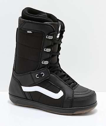 Vans Hi-Standard Black Snowboard Boots