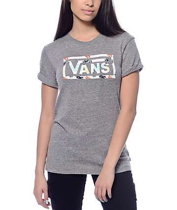 Vans Kelp Surround Cuffed T-Shirt