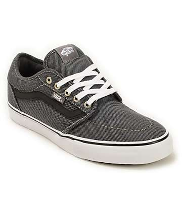 Vans Lindero 2 Tweed Skate Shoes (Mens)