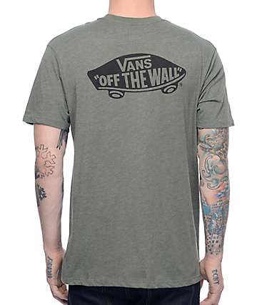 Vans MV OTW Classic Olive Pocket T-Shirt