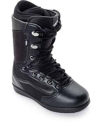 Vans Mantra botas de snowboard en negro