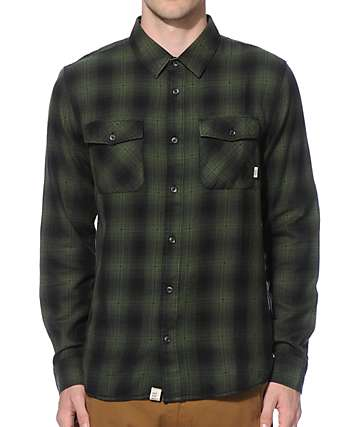 Vans Monterrey Flannel Shirt