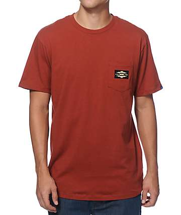 Vans Nathan Fletcher Pocket T-Shirt