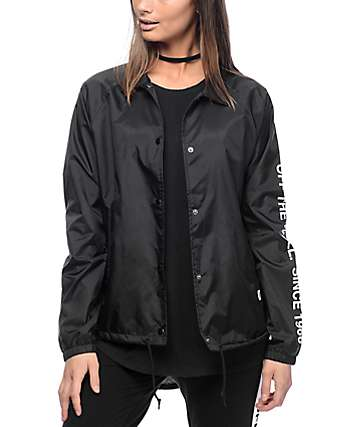 Vans OTW 66 Black Coaches Jacket