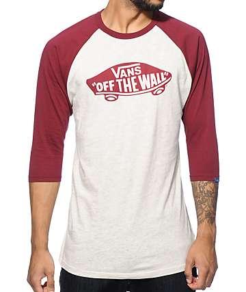 Vans OTW Baseball T-Shirt