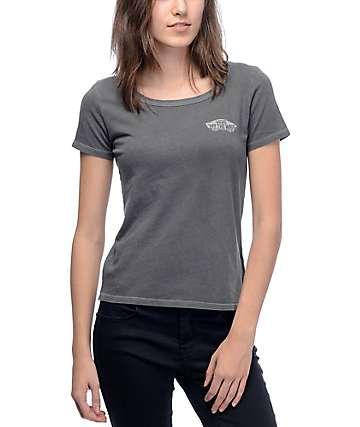 Vans OTW Black Pigment Dye T-Shirt